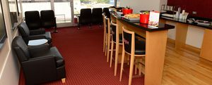 Maryland vs Michigan Football game Box style seats both indoor and outdoor for Sale in Gainesville, VA