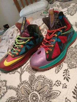 Lebron MVP 10s for Sale in West Palm Beach, FL