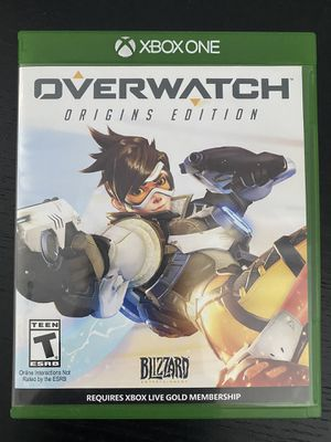 Overwatch Origins Edition for Sale in St. Petersburg, FL