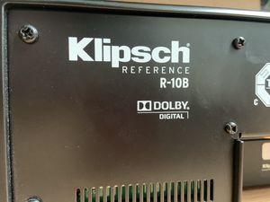 Klipsch Speaker and Sound Bar for Sale in San Francisco, CA