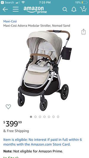 Maxi Cosi Adorra stroller for Sale in Williamsburg, VA