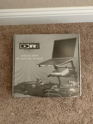 DR Pro DJ laptop stand for Sale in Euless, TX