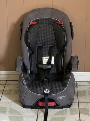 LIKE NEW ALPHA OMEGA CAR SEAT 3 in 1 for Sale in Riverside, CA