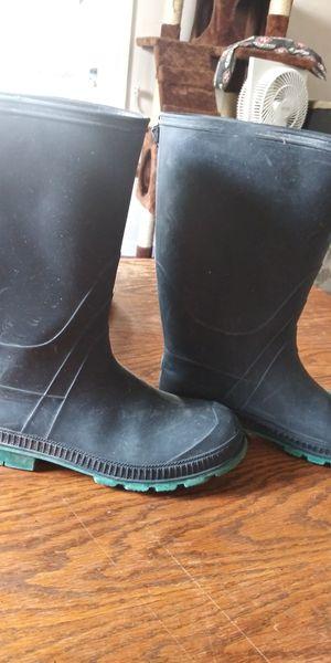 Mens rubber boots for Sale in Sacramento, CA