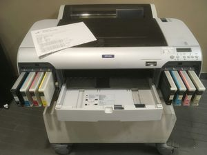 "Epson Stylus Pro 4000N 17"" Wide Format Color Printer for Sale in Dallas, TX"