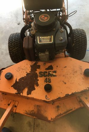 """Scag Commercial Mower 48"""" Deck for Sale in San Jose, CA"""