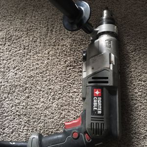 Porter Cable Hammer Drill 6.5 Amps for Sale in West Haven, CT