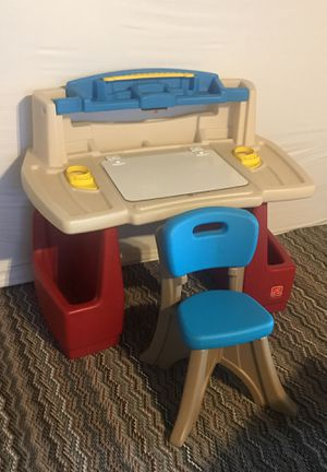 Kids desk - with Box - just assembled for Sale in Aurora, CO