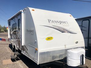 2013 Keystone Passport Bunk House Trailer 23ft for Sale in Mesa, AZ