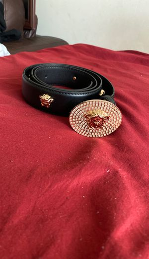Versace belt for Sale in Washington, DC