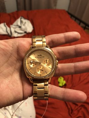 Coach watch for Sale in Chicago, IL