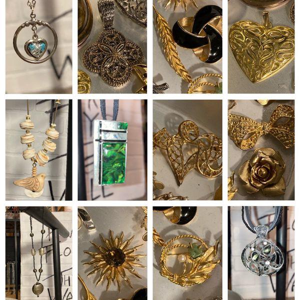 Pendants & Necklaces $20 Each