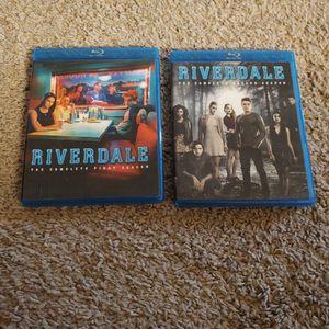 Assorted Blu-rays $ 3 Ea./ Season 1 & 2. Of Riverdale $5 Ea for Sale in Portland, OR