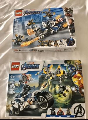 LEGO 76123 and 76142 combo for Sale in Las Vegas, NV