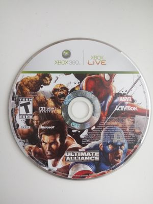 Marvel Ultimate Alliance   xbox 360 game for Sale in Lakeland, FL