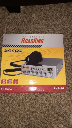 Road king 40 channel CB RADIO for Sale in Tyler, TX