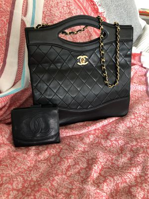 Chanel bag + wallet for Sale in Miami, FL