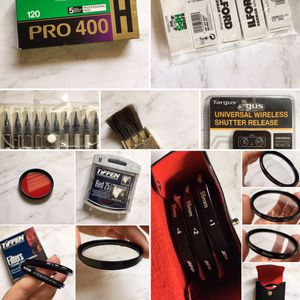 Camera Lens Filters & Photography Accessories for Sale in Baltimore, MD