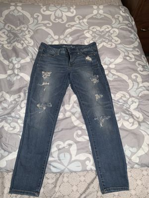 Jegging jeans stretchy American eagle for Sale in Lexington, KY