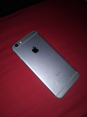 Iphone 6s Plus (NOT GOING ANY LOWER DONT ASK) for Sale in Fresno, CA