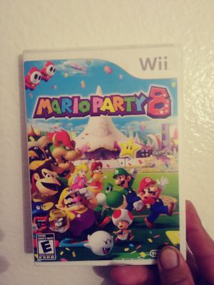 Mario Party 8 WII for Sale in Glendale, AZ