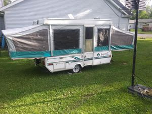 1996 jayco pop up camper for Sale in Loves Park, IL