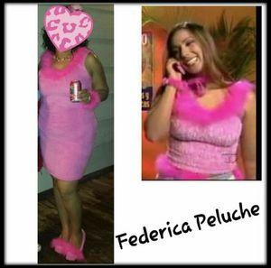 Disfraz de Federica Peluche. for Sale in Houston, TX