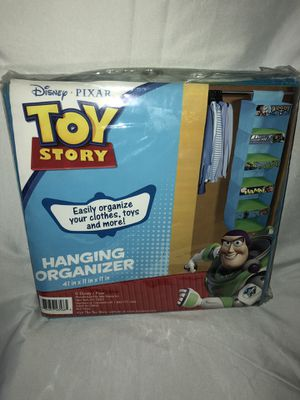 Disney Toy Story Hanging Closet Organizer for Sale in Rancho Palos Verdes, CA