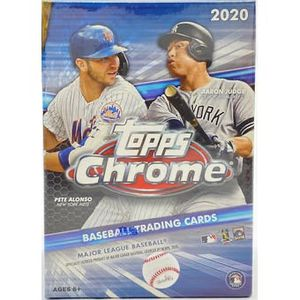 2020 Topps Chrome Baseball Blaster Box (Factory Sealed) for Sale in Miami Lakes, FL