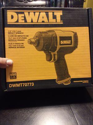 Dewalt Impact Wrench for Sale in Goodyear, AZ