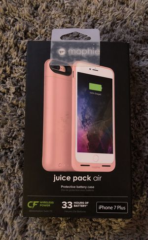 Juice Pack Air iPhone 7 Plus for Sale in Bellaire, TX