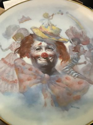"""""""Falling in Love """" Four seasons Series by Word famous Artist- Julian Ritter Gotham Fine China 1977 Limited Edition for Sale in Burien, WA"""