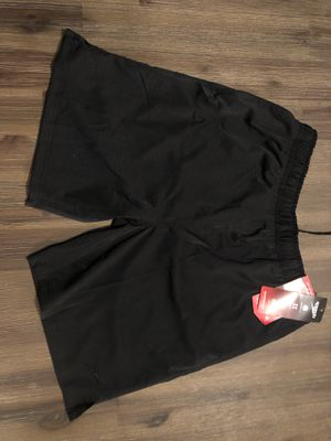 Speedo shorts new black size medium for Sale in Tamarac, FL
