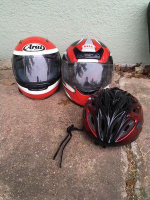 Motorcycle helmets for Sale in Austin, TX