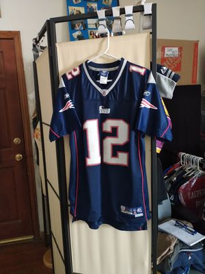 Patriots Youth Jersey. . . . . Size XL for Sale in Pomona, CA