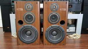 Onkyo D-77FRX Speakers - Rare for Sale in Arlington, TX