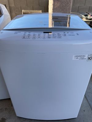 LG top load washer for Sale in Las Vegas, NV