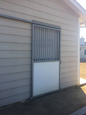 MD Steel Sliding Barn Doors for Sale in Yorba Linda, CA
