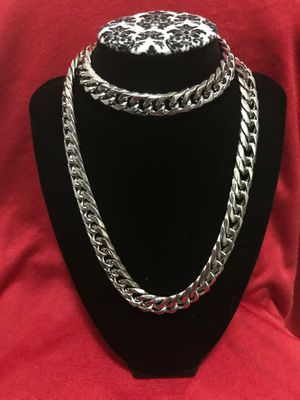 Stainless steel necklace for Sale in Las Vegas, NV