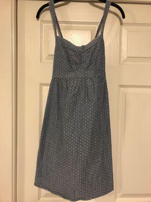 Denim maternity dress for Sale in Pismo Beach, CA