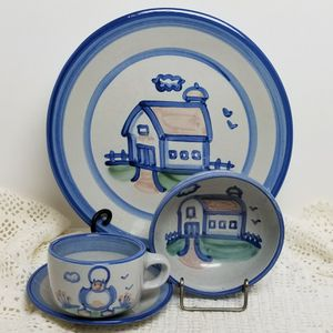 M. A. Hadley Pottery - Barn Set for Sale in Bethel Park, PA