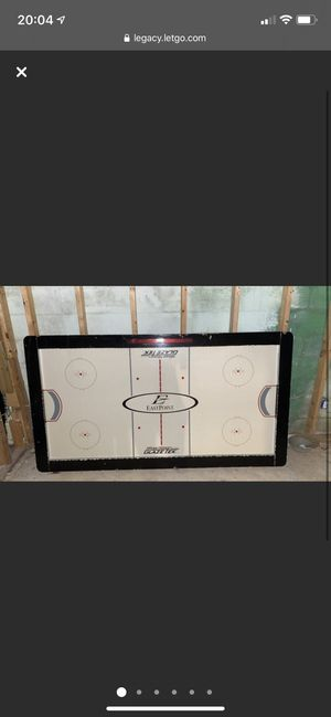 Air Hockey Table for Sale in Fuquay-Varina, NC