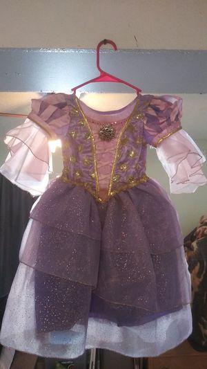 Rapunzel dress for dressup or costume for Sale in Linda, CA