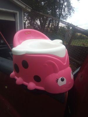 Potty chair for Sale in Chippewa Falls, WI