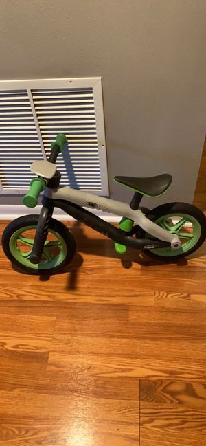 Chillafisf BMXIE-RS BMX styled balance bike age 2-5 for Sale in Orlando, FL