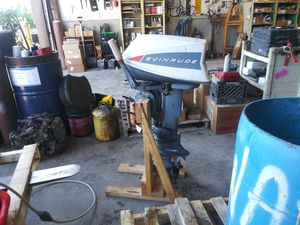 18 hp Evinrude Outboard Motor for Sale in Plainfield, IL