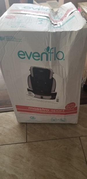 Evenflo car seat for Sale in Merced, CA