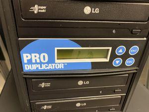 Cd/dvd duplicator for Sale in Woodside, CA