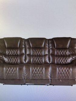Spectrum Reclining sofa for Sale in Denver,  CO