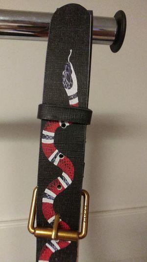 Gucci belt for Sale in Spokane, WA
